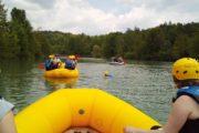 Mrežnica Rafting unterer Flusslauf