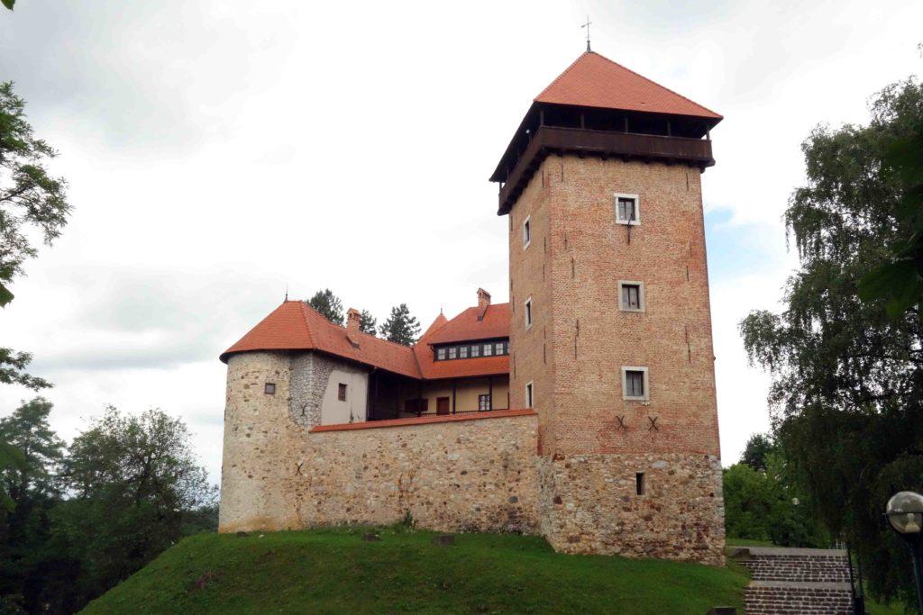 Kastell von Dubovac, Karlovac