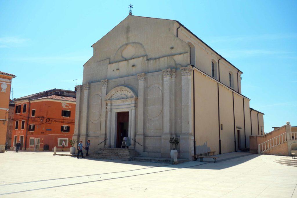 Kirche Maria Himmelfahrt in Umag