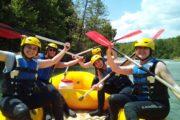 Mreznica Rafting Kroatien