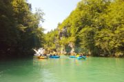 Mreznica Rafting, Kroatien