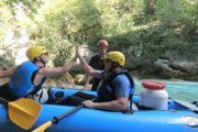 Rafting Ausflug Mreznica in Kroatien
