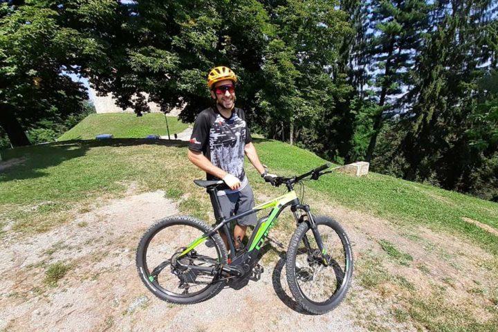 E-Bike-Tour in Kroatien bei Karlovac