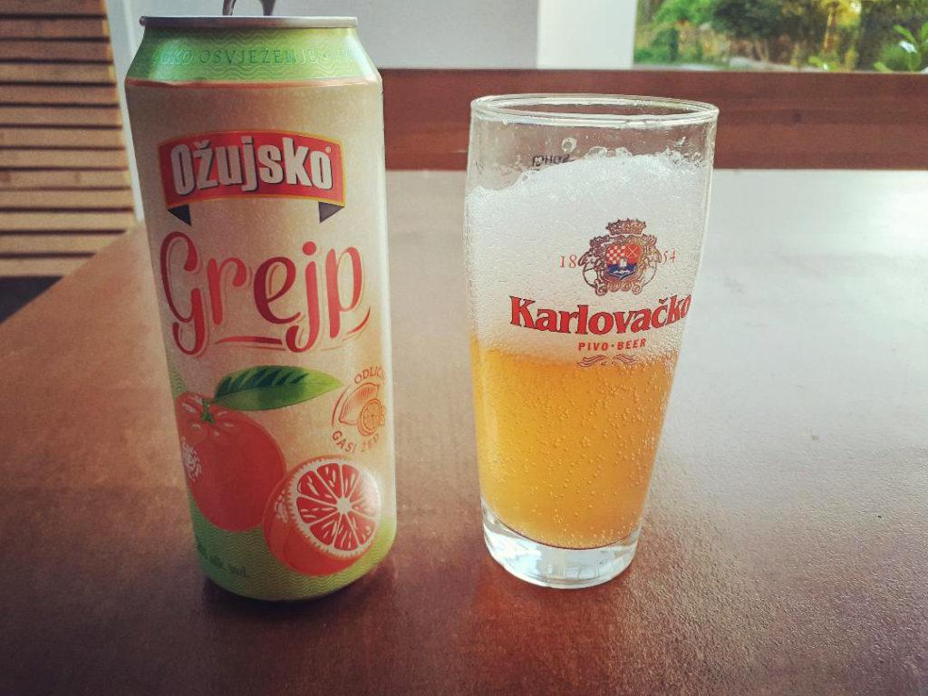 Biermarken aus Kroatien