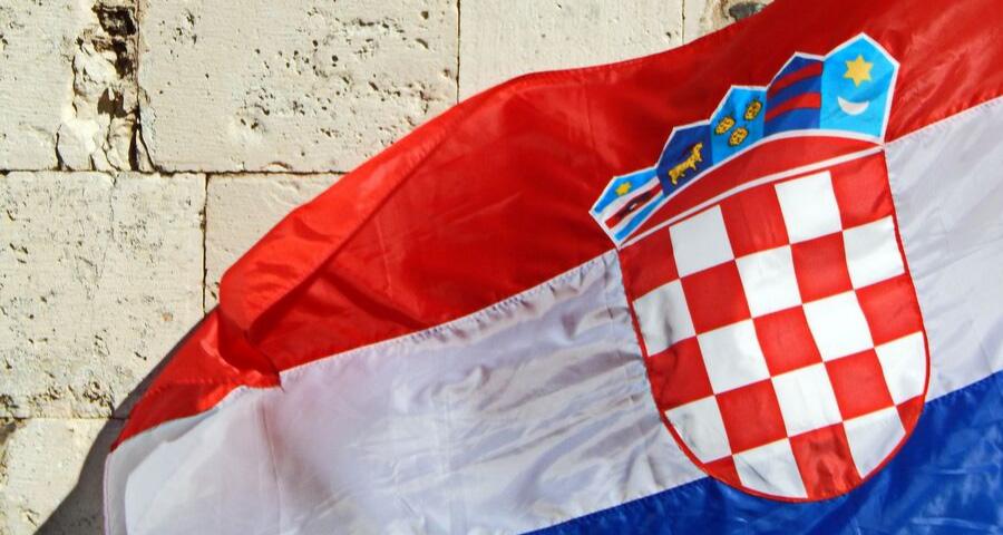 Sieben Fälle im Kroatischen