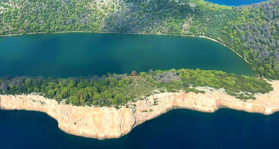 Rundflug Nationalpark Kornati