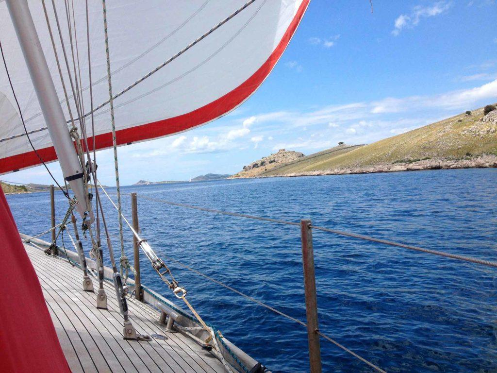 Yacht chartern in Kroatien