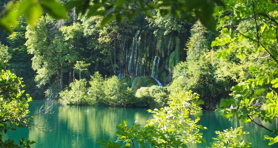 Wandergebiete in Kroatien, Plitvicer Seen