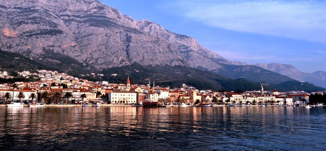 Advent in Makarska