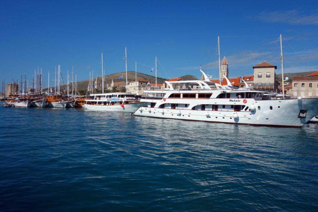Riva von Trogir