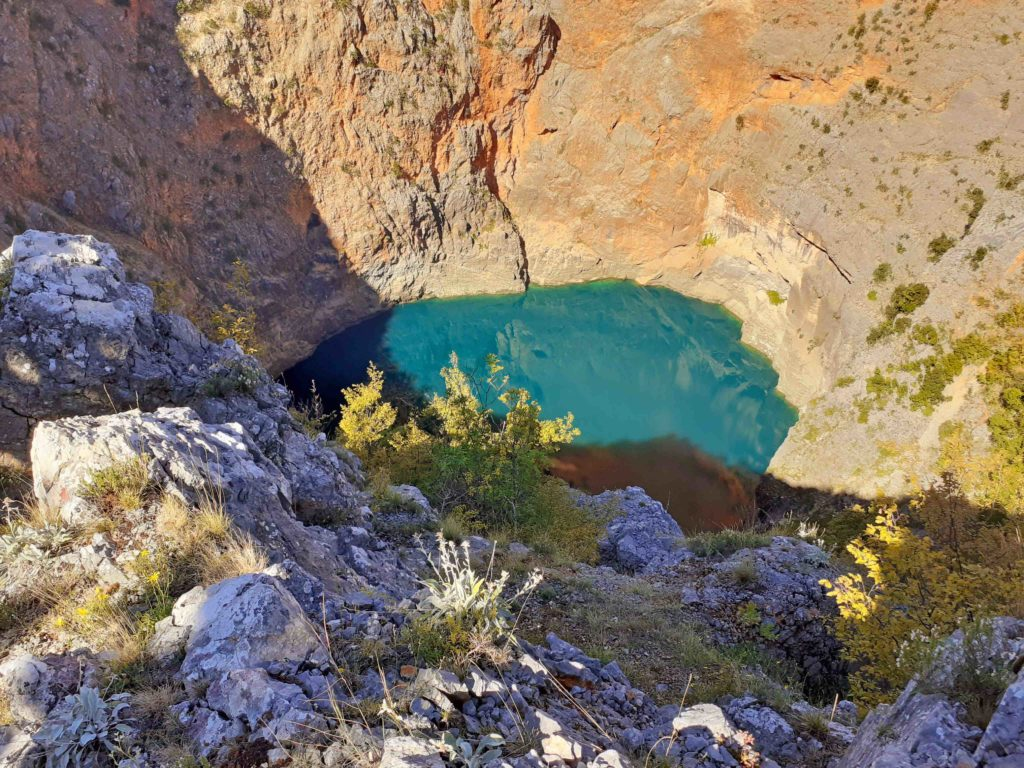 Roter See bei Imotski