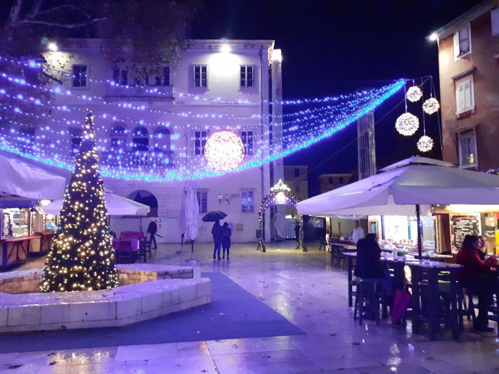 Zadar Advent, Kroatien