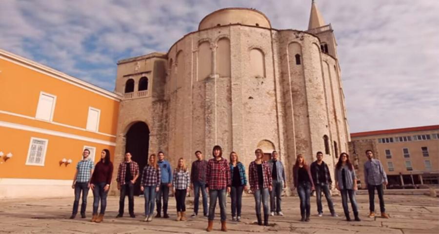 A.K.A. Crescendo, A Cappella-Gruppe aus Zadar