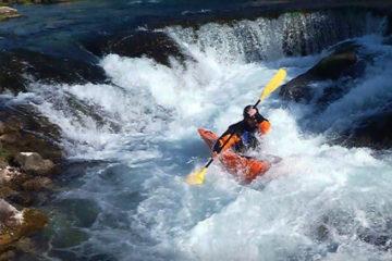 Kayaking & Camping Zrmanja