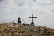 Wandern zum Sveto brdo in Kroatien