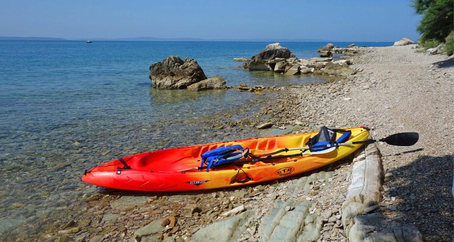 Top 3 Kajaktouren in Kroatien