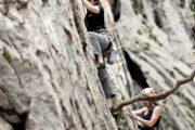 Klettern in Kroatien