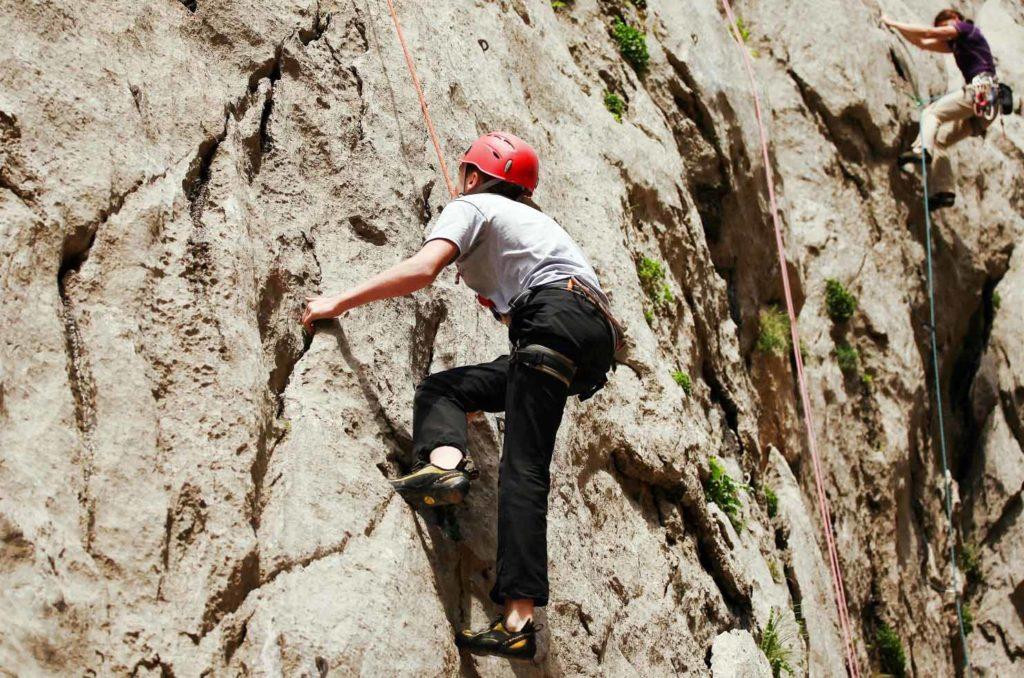 Klettern Nationalpark Paklenica