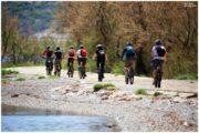 Mountainbiking an der Adria, Kroatien