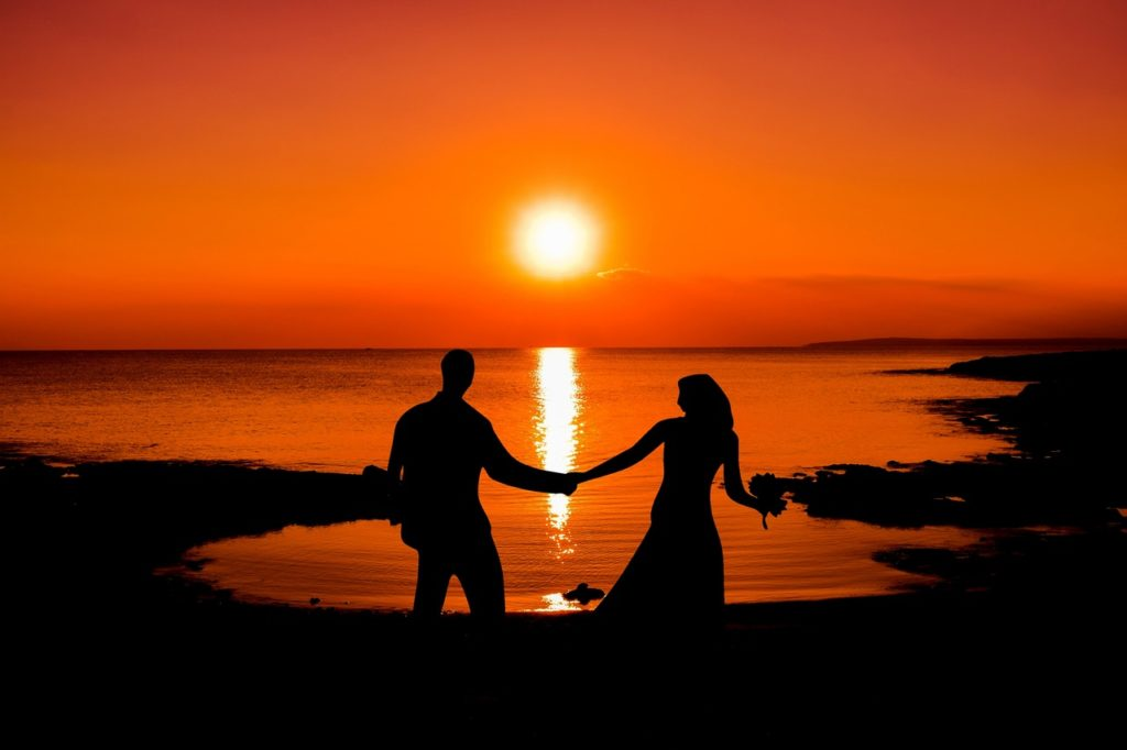 Heiraten in Kroatien am Meer