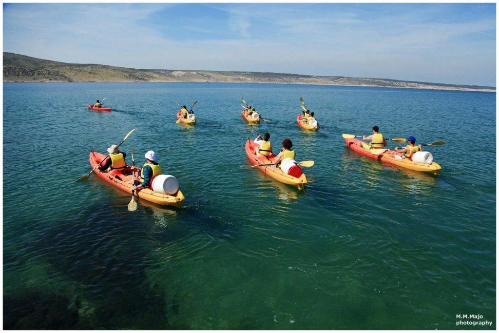 Paklenica Riviera Kayaking
