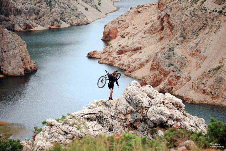 Velebit Radtour