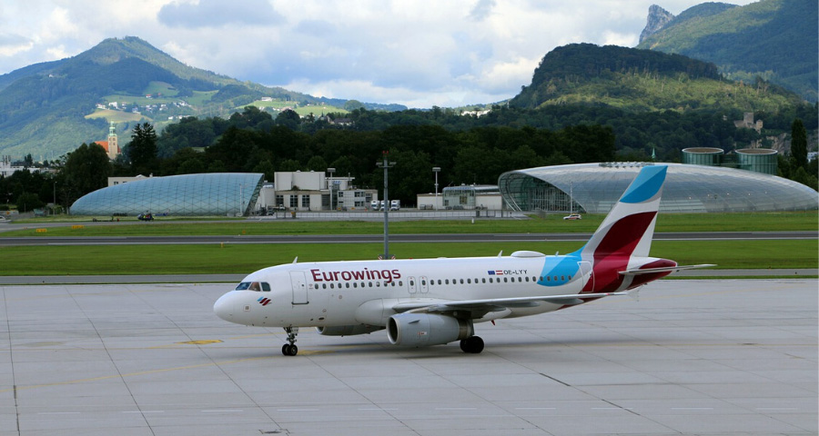 Flüge Berlin Zagreb mit Eurowings