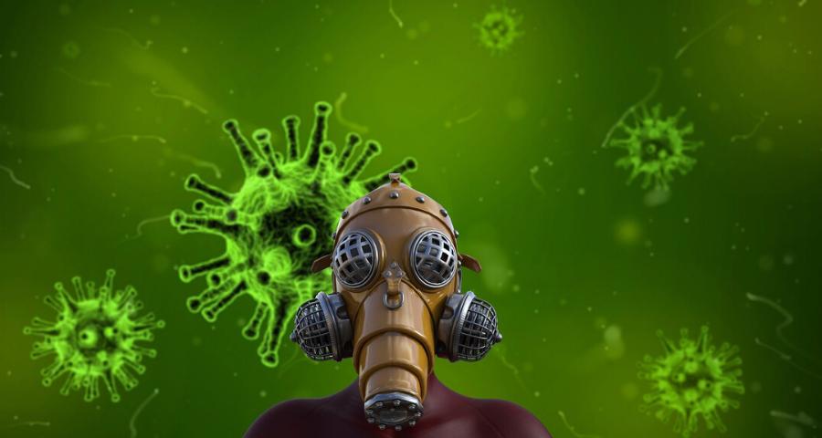 Coronavirus-Panik