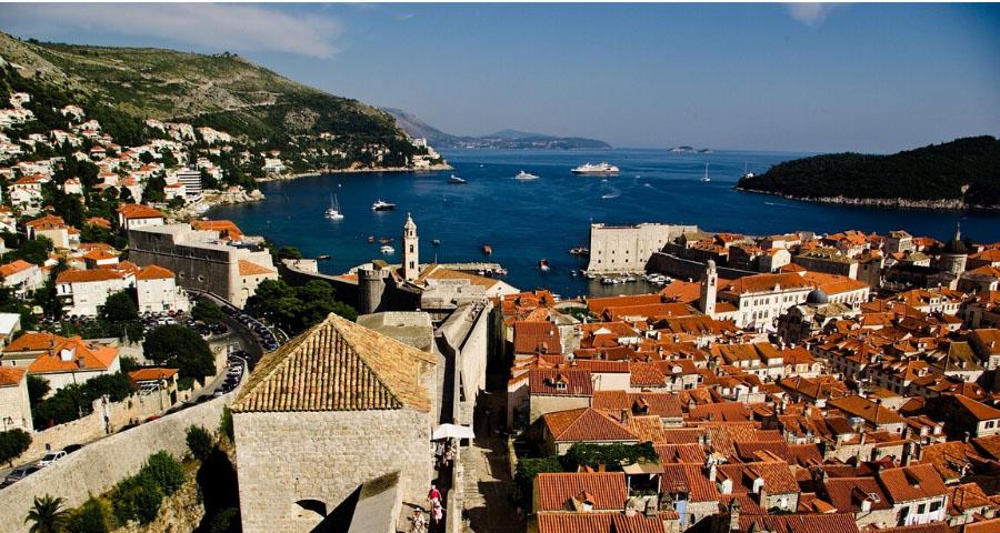 Schnellboot Split Dubrovnik