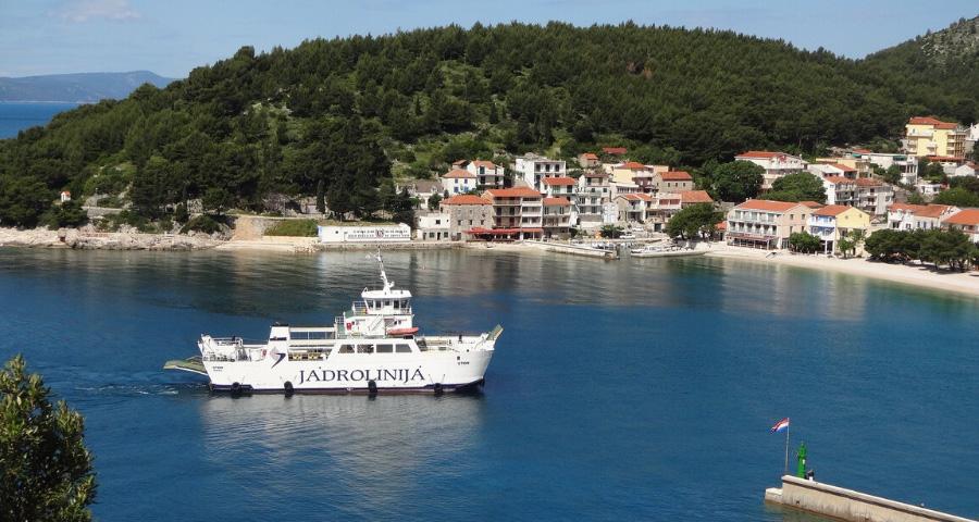 Öffentliche Verkehrsmittel in Kroatien