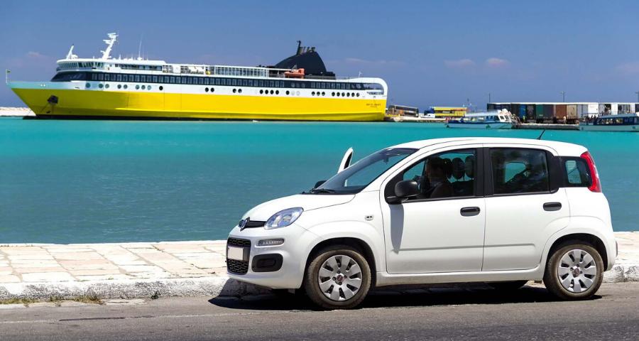 Billige Mietwagen in Kroatien