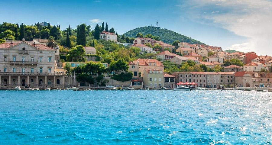 Kroatische Küste sicher vor Covid-19