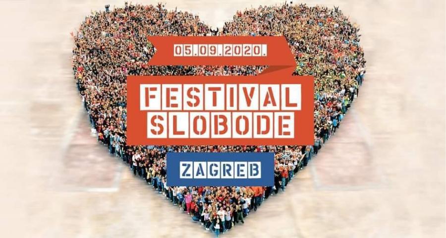 Festival slobode Zagreb 2020