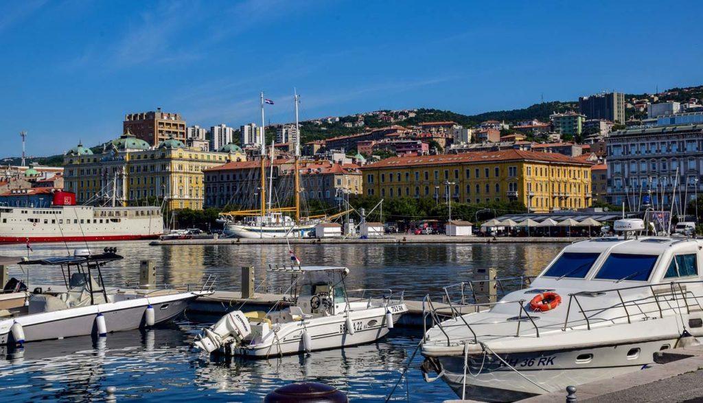 Küstenpatent B in Rijeka