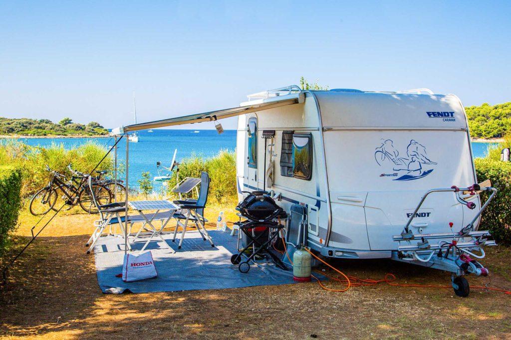 Kroatische Campingplätze an der Adria