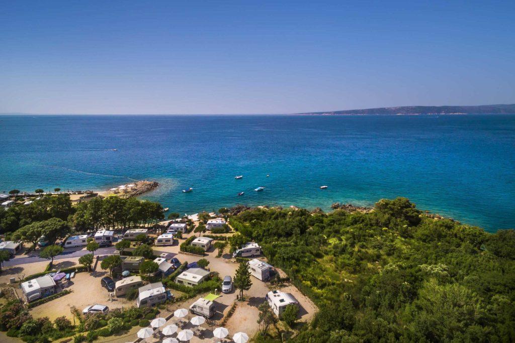 Kroatische Campingplätze auf Krk