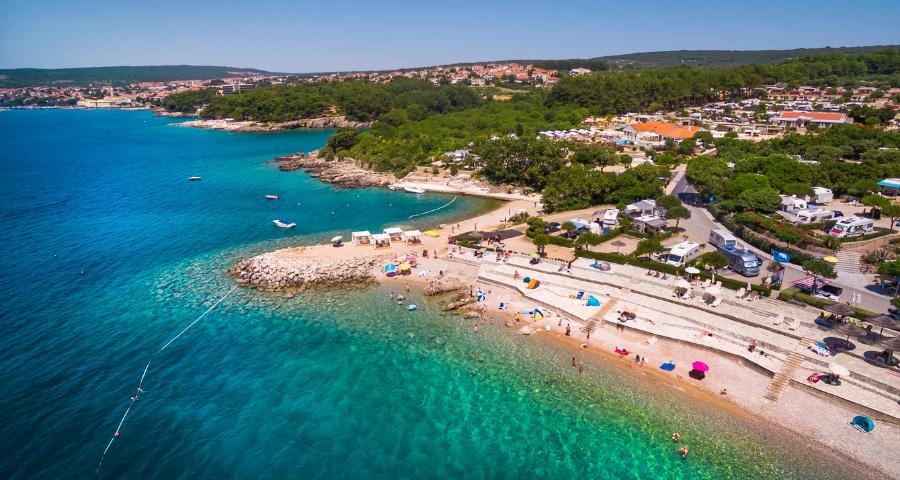 Kroatische Campingplätze in Zeiten von Corona