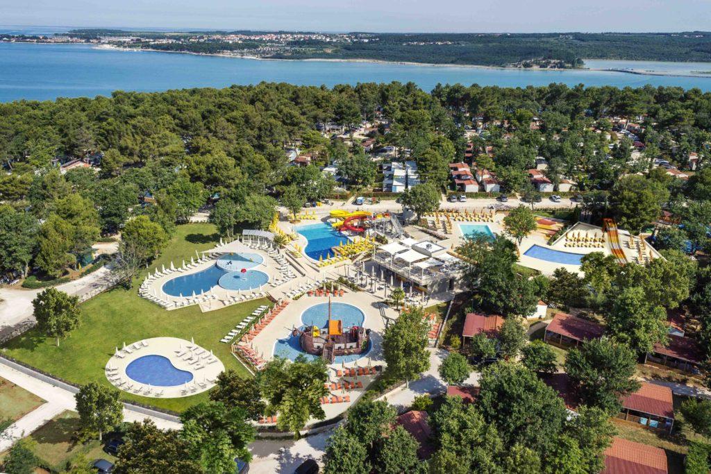 Kroatische Campingplätze mit Luxus