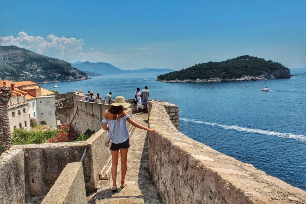 Stadtmauern von Dubrovnik