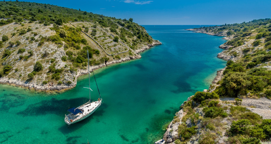 Küstenpatent B Kurse in Kroatien