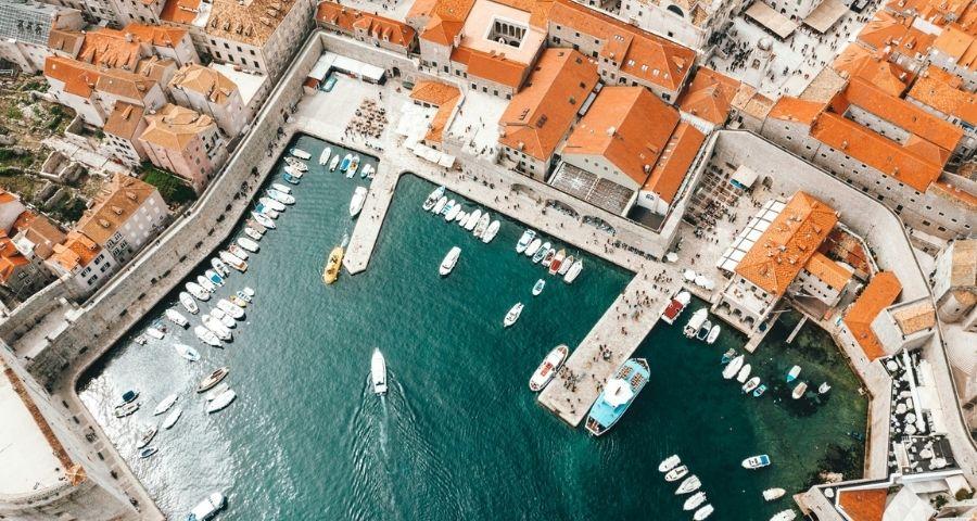 Küstenpatent mit UKW-Funk in Split