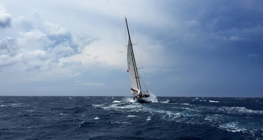 Winde in Kroatien